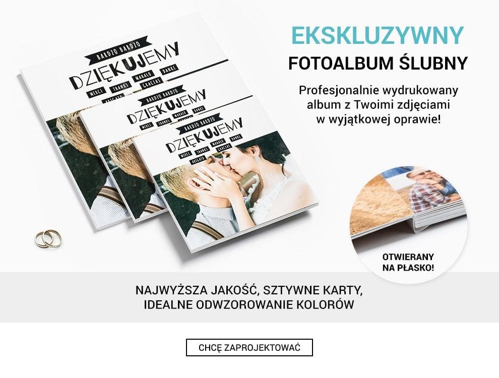 Fotoalbum ślubny