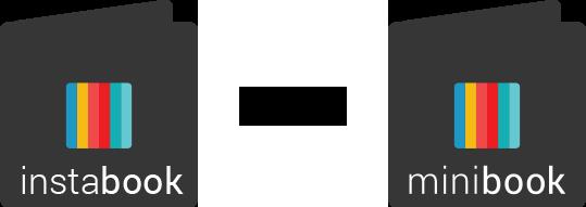 Instabook zmienia się w minibooka