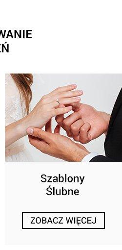 Zobacz szablony ślubne