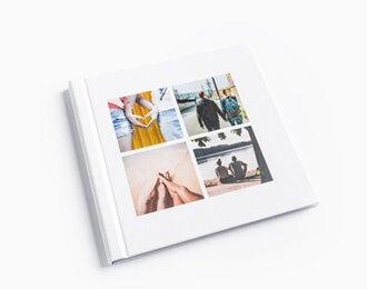 minibook twardy 15x15 cm