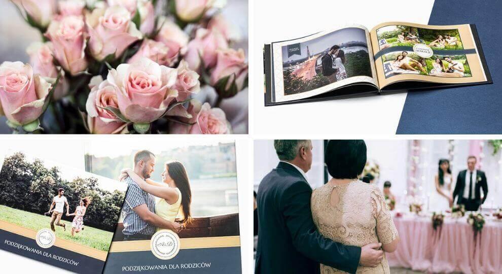 Najpiękniejsze prezenty dla rodziców na ślub