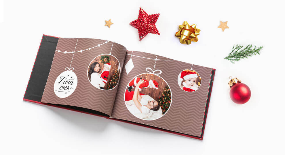 Fotoksiążka jako idealny prezent dla mamy na święta Bożego Narodzenia