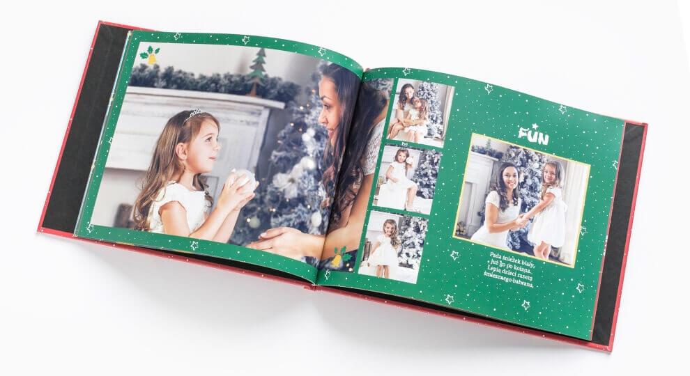 Fotoksiążka, czyli wyjątkowy prezent dla mamy na święta