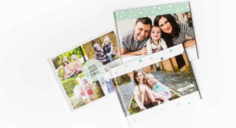 Fotoksiążka dla rodziców jako prezent na 60 urodziny
