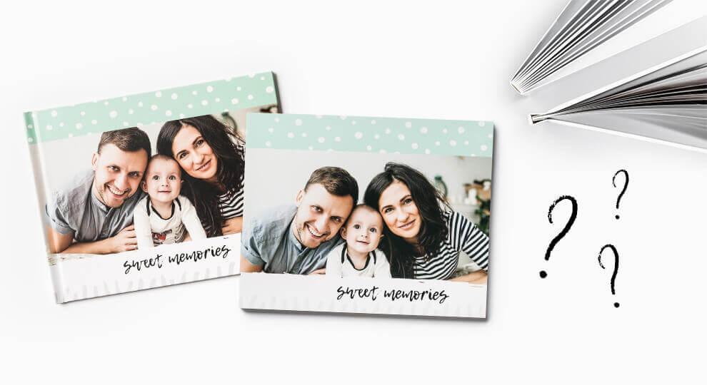 Fotoksiążka A Fotoalbum Poznaj Różnice I Wybierz Odpowiedni Produkt