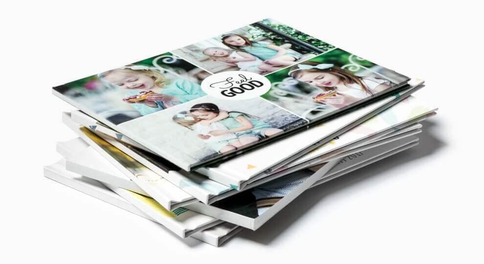 Fotoksiążki i fotoalbumy w twardej oprawie
