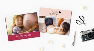 Dziennik ciążowy – stwórz swój pamiętnik ciąży w formie fotoksiążki!