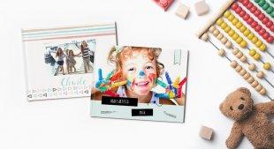 Album dla noworodka – oryginalny prezent z okazji urodzin