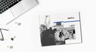 Fotograficzne portfolio firmy