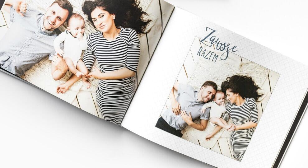 Fotoksiążka rodzinna jako pomysł na prezent na 90 urodziny