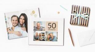 Czego życzyć na 50-tkę? Pomysł na życzenia na 50 urodziny