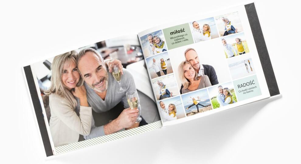 Fotoksiążka jako idealny prezent na 50 urodziny dla taty
