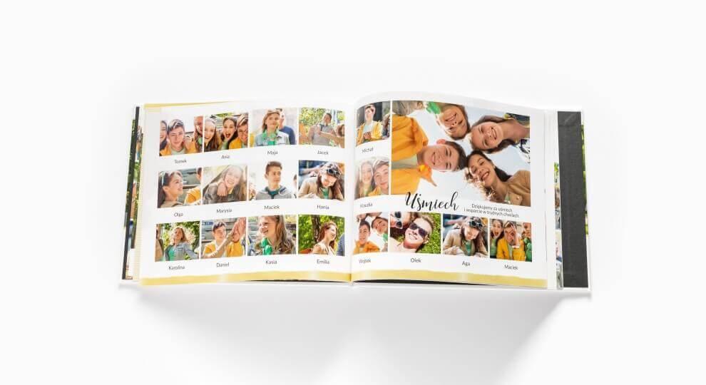 Fotoksiążka Prezent Dla Nauczyciela Printupl