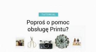 Poproś o pomoc podczas projektowania fotoksiążki