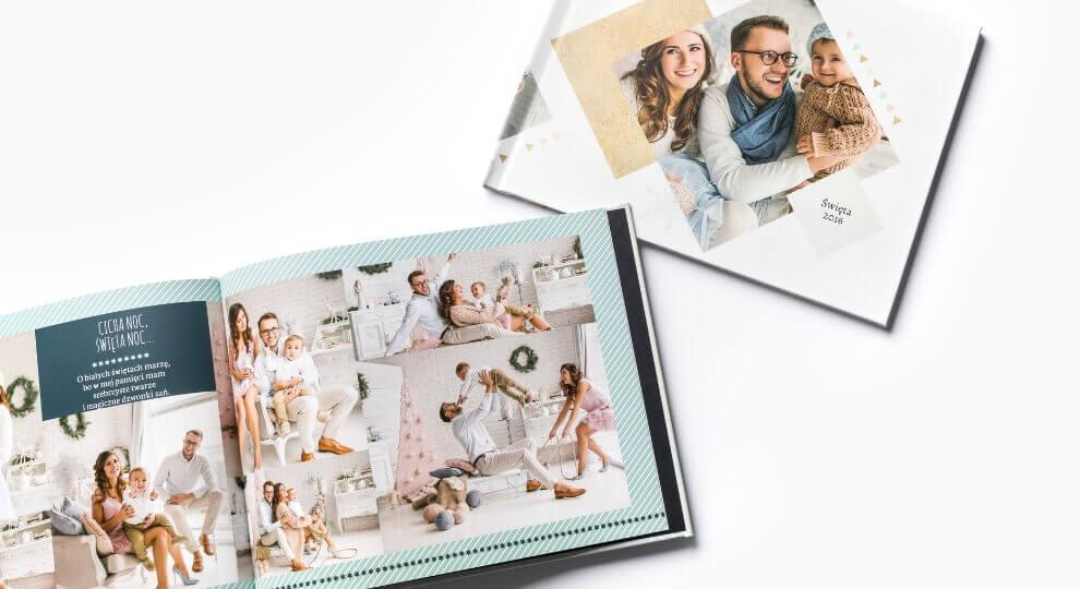 Fotoksiążka, czyli odpowiedź na pytanie co na prezent na święta dla rodziców
