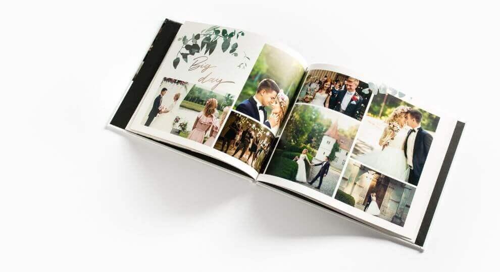 Szablon ślubny z kolekcji premium to sposób na zachowanie wspomnień z najważniejszego dnia w życiu