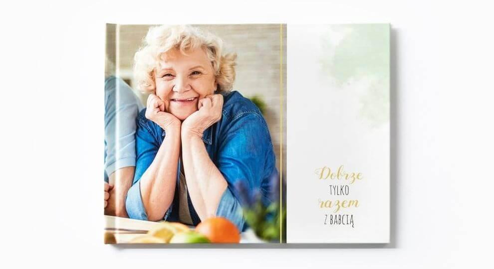 Rozbudowana kartka na Dzień Babci