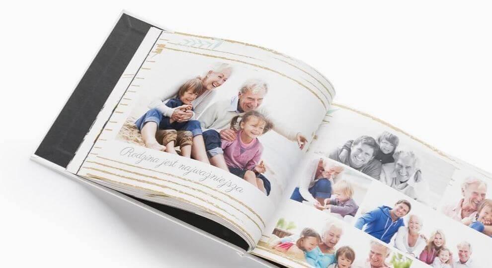 Alternatywa laurki na Dzień Babci w postaci fotoksiążki