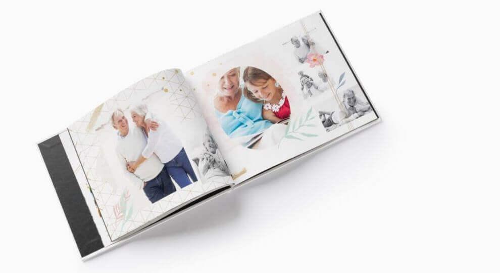 Pomysł na dzień Babci - prezent w formie fotoksiążki