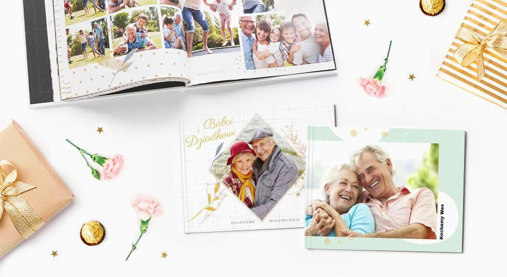 Prezent na Dzień Babci i Dziadka - pomysły