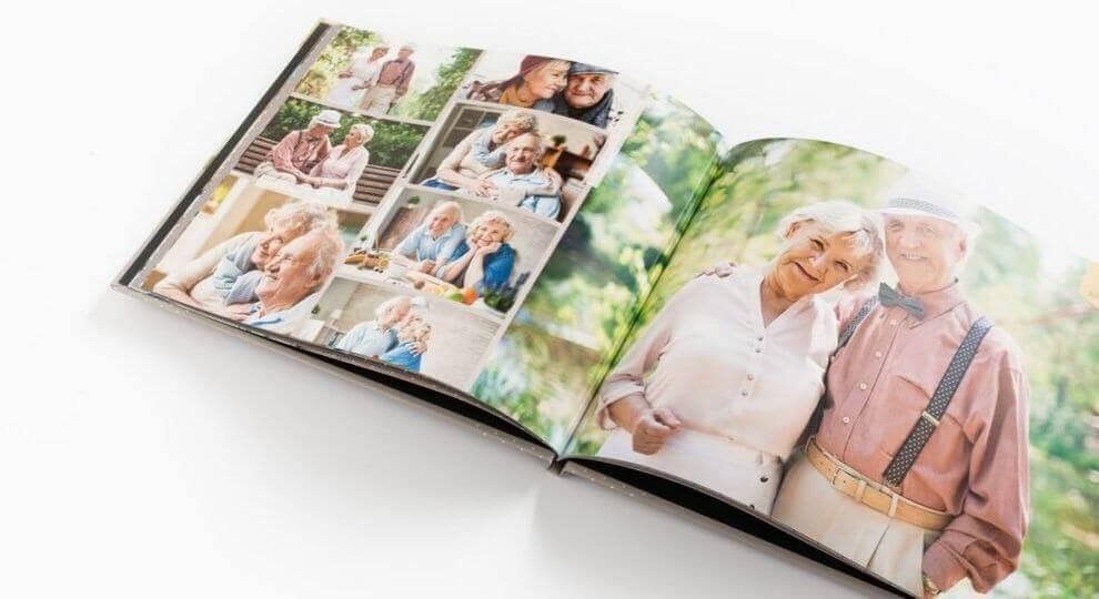Laurki na Dzień Babci i Dziadka w formie fotoksiążki