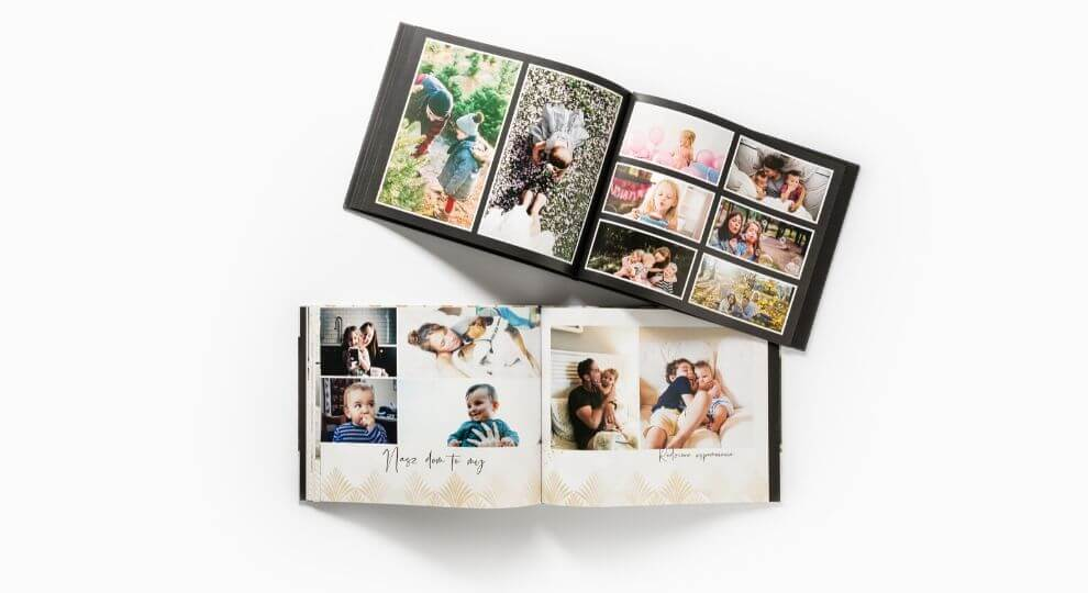 Co kupić Tacie na Dzień Ojca? Fotoksiążkę ze zdjęciami