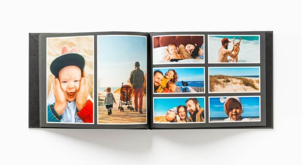 Dzień Ojca - prezent w postaci fotoksiążki