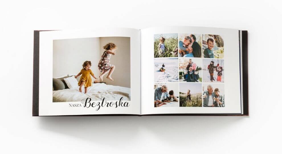 Rysunku dla Taty wydrukowane w prezencie dla Ojca - fotoksiążce