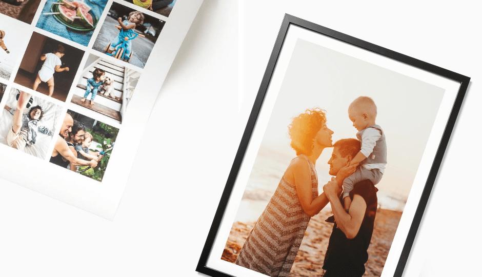 fotoobraz na płótnie jako sposób na przechowywanie wspomnień