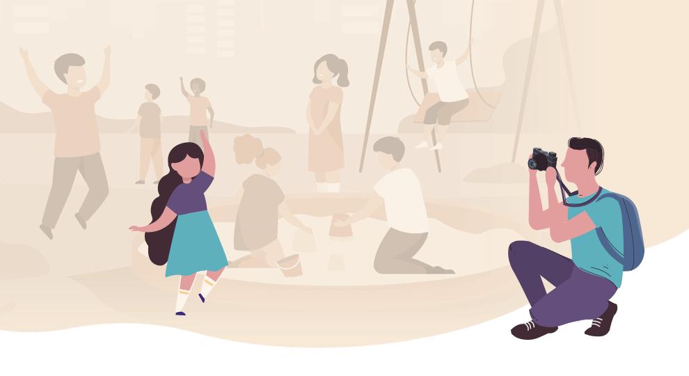 Jak fotografować dzieci?