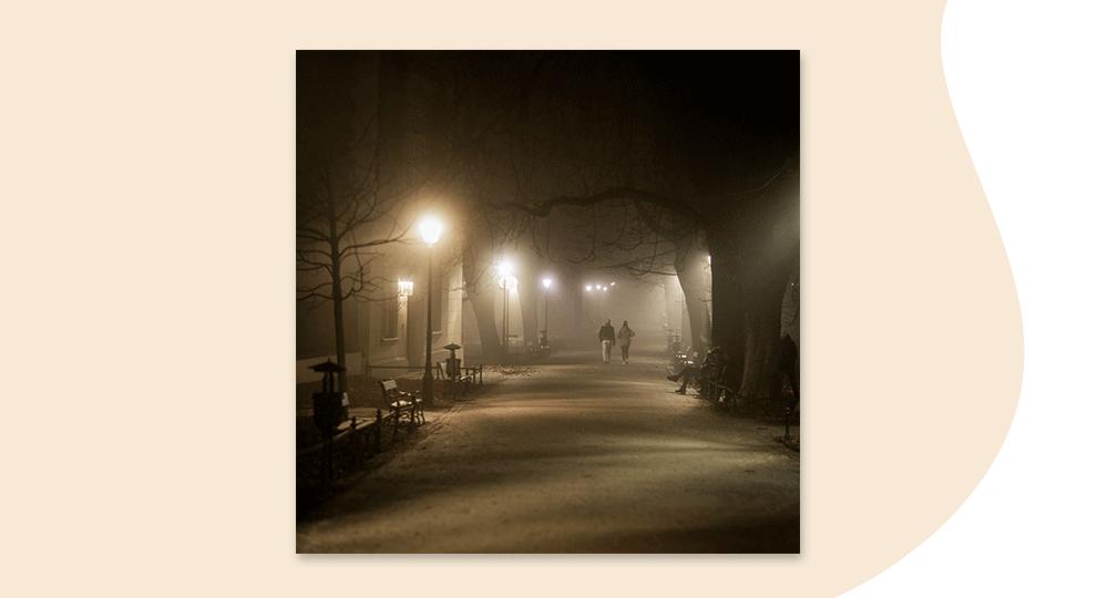 Jak robić zdjęcia we mgle?