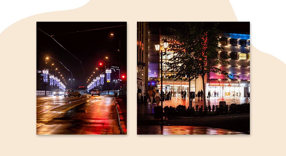 Zdjęcia w deszczu